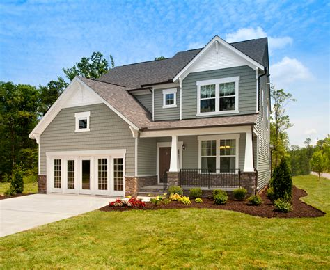 h h builders providence now features two model homes hhhunt communities