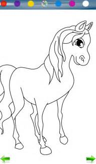 horse coloring game android apps google play