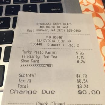 Coffee Shop Receipt Template by Expressexpense Custom Receipt Maker Receipt