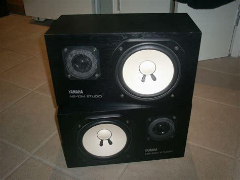 Monitor Ns yamaha ns 10m studio monitors industry standard speaker