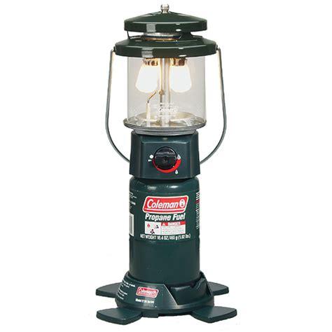 coleman propane lantern