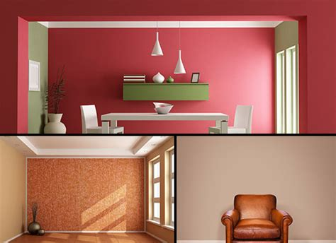 warm wall colors creative wall painting ideas