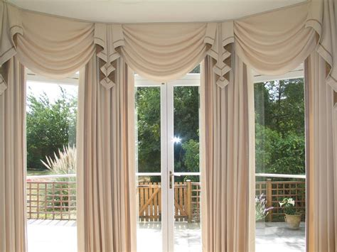 Windows And Curtains Ideas Inspiration Bay Windows Curtains Ideas Callforthedream