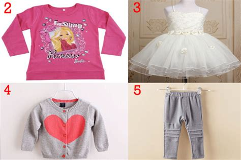 Baju Gaun Comel baju kanak kanak perempuan magazine