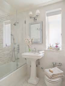 Traditional Small Bathroom Ideas Small Traditional Bath Design Ideas Pictures Remodel Amp Decor