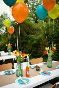 centerpieces for birthdays balloon centerpieces ideas favors ideas