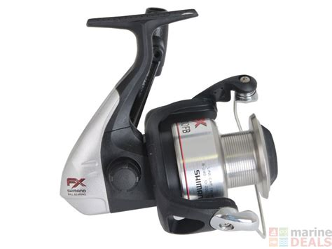 Reel Pancing Shimano Fx 4000 buy shimano fx 4000 fb spinning reel at marine