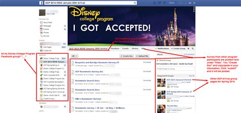 disney college program roommate survey template the