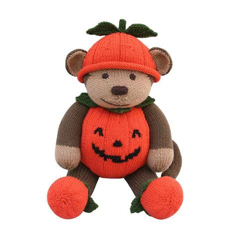 bear knit a teddy knitting pattern by knitables pumpkin costume knit a teddy knitting pattern by knitables