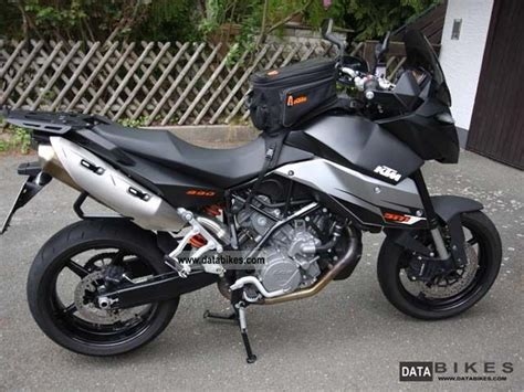 Ktm Lc8 2009 Ktm 990smt Lc8