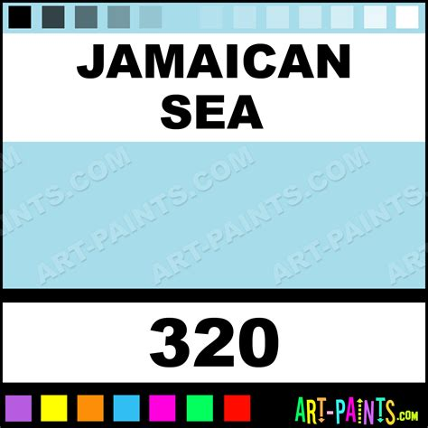 jamaican sea folk acrylic paints 320 jamaican sea paint jamaican sea color plaid folk