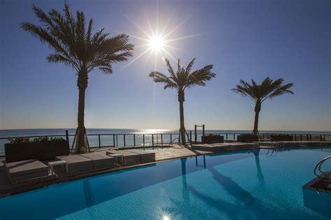 porsche design tower pool babor spa in de porsche design tower miami beach pure luxe