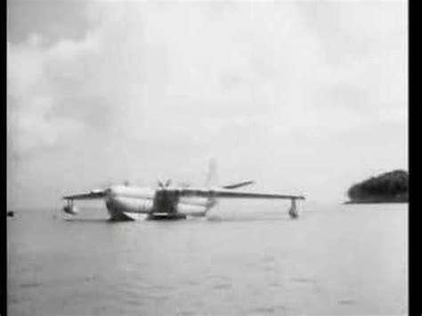 princess flying boat video saro princess fly by youtube