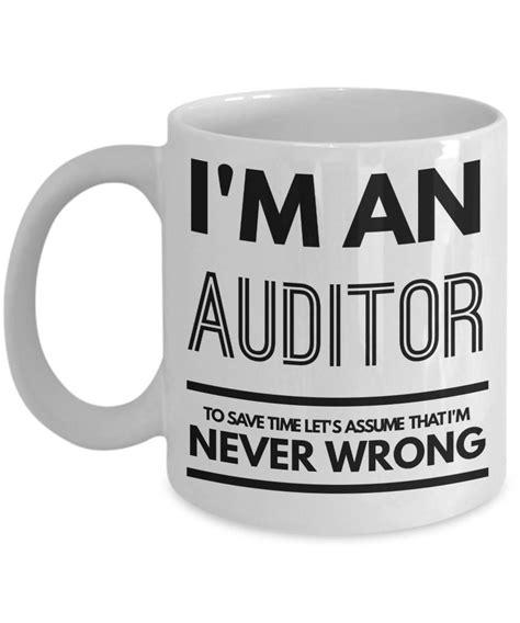 An Auditor by Auditor Mug Auditor Coffee Mug Auditor Gifts I