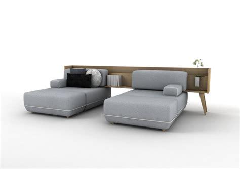 sofa international centre two be sofa by estudio vitale for koo international