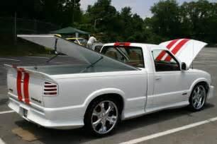 custom 1998 chevy s 10 sports truck