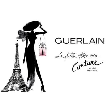 Guerlain La Robe Edp 50ml guerlain la robe couture edp 50ml for