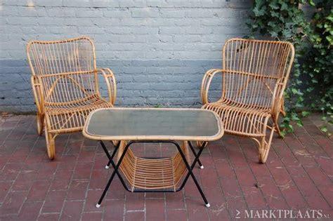 rotan fauteuil marktplaats marktplaats nl gt twee retro rotan rohe noordwolde stoelen