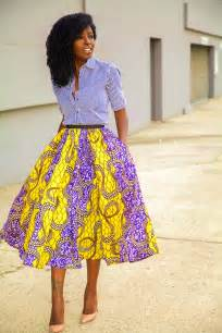 style pantry african print