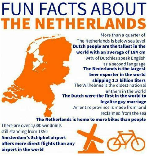 netherlands map facts the 25 best map ideas on