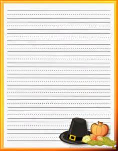 Thanksgiving Writing Paper Template Everyday Teaching 2 Go Free Thanksgiving Stationery