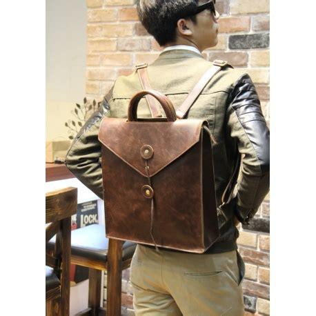 Jaket Kulit Pria Import jual tas ransel pria kulit import kerja dan casual