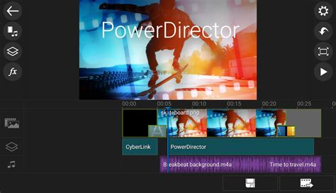 best id app powerdirector editor app android apps on play