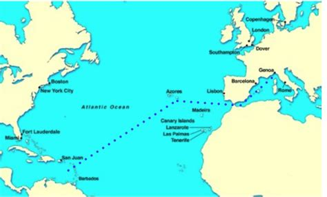 on the the mediterranean and the atlantic from prehistory to ad 1500 books milanto and the trans atlantic trip to the mediterranean