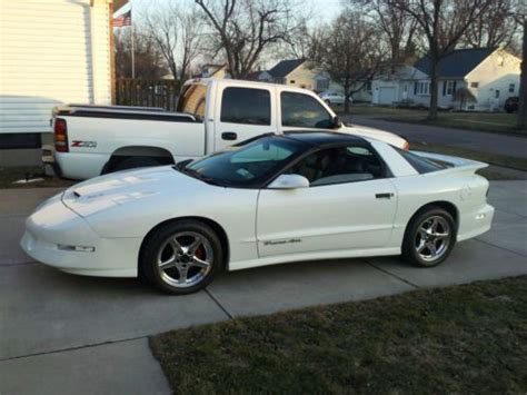 how to sell used cars 1997 pontiac trans sport engine control sell used 1997 pontiac trans am ws6 ram air 20k six speed manual mint no reserve in