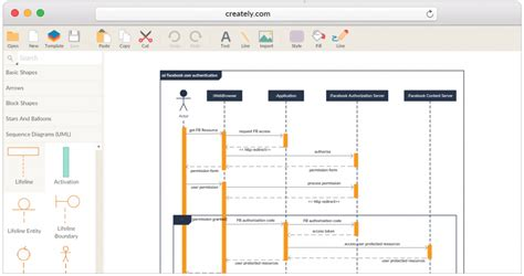 create sequence diagram in visio diagrams data flow diagram exles visio image wiring