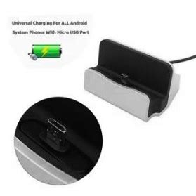 Charging Dock Sided Micro Usb Silver 67wych charging dock sided micro usb silver