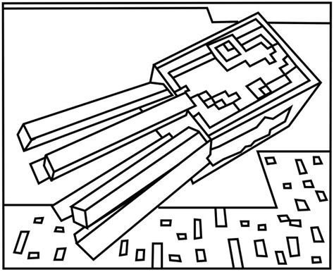 minecraft bunny coloring page 17 best images about projects to try on pinterest