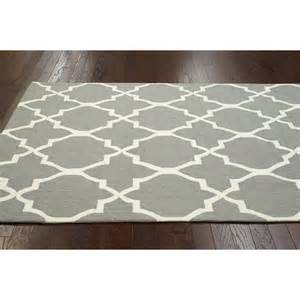 Trellis Area Rug Nuloom Trellis Grey Neela Area Rug Reviews Wayfair