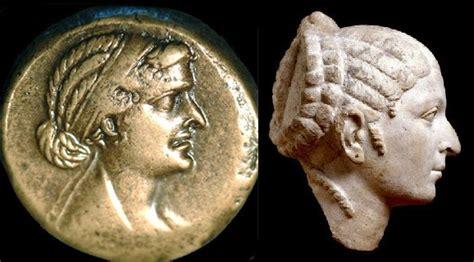 imagenes reales cleopatra la verdadera imagen de cleopatra vii