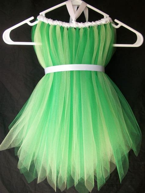 Handmade Tutus - handmade tinkerbell or princess tutu dress