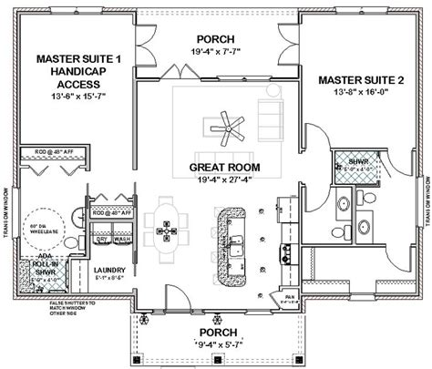 wheelchair accessible floor plans 17 best ideas about handicap accessible home on pinterest