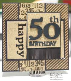 what to say on 50th birthday card lezlye lauterbach designs 50th birthday card shop