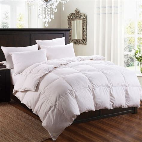 King Size Duck Feather Quilt by Fusion
