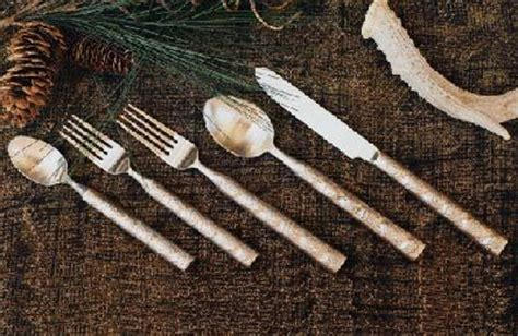 Cabin Flatware by 163 Best Images About Cabinplace On Traditional Oak And Deer