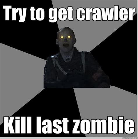 Meme Zombie - nazi zombies meme