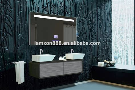high end bathroom mirrors high end hotel bathroom mirror with radio and mp3 and