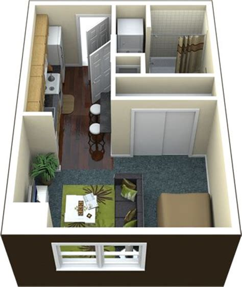 400 square feet studio 17 best images about garage apts on pinterest apartment