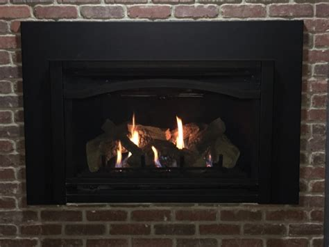 heat glo fireplace inserts now available in our showroom heat glo gas fireplace