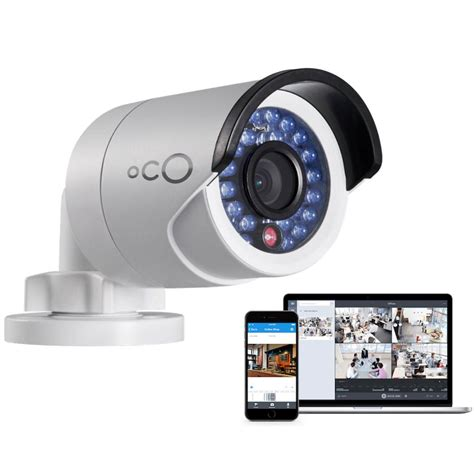 oco pro bullet outdoor indoor 1080p cloud surveillance and