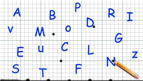 formare parole con lettere sparse nomi cose citt 224