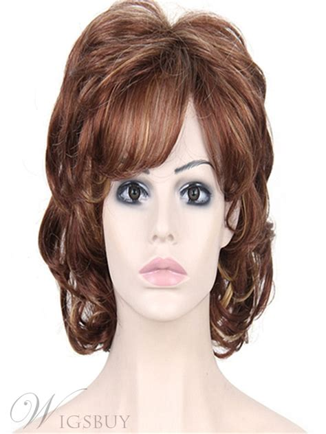 expensive layered wigs aisi 174 short curly bob hairstyle layered synthetic hair
