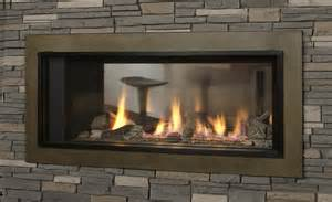 gas fireplace two sided valor l1 2 sided gas fireplace sutter home hearth