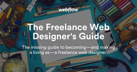 a freelancer s guide to entities books the freelance web designer s guide a free ebook from webflow