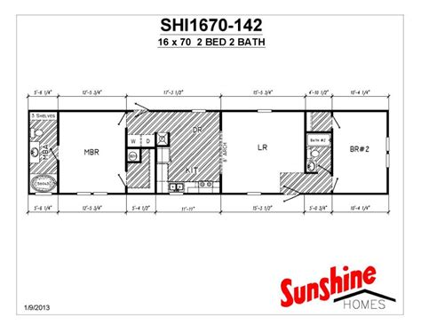 choice homes floor plans sunshine homes 1st choice home centers