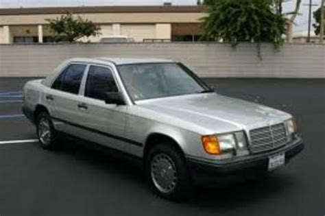 1987 mercedes 300d service repair manual 87 download manuals